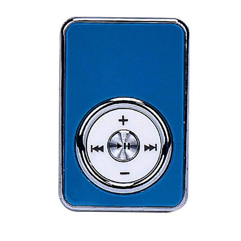 Brand New Mini Clips Mp3 Player Sports Portable Mp3 Music Player Media Player Supports 8GB Micro SD Ws1