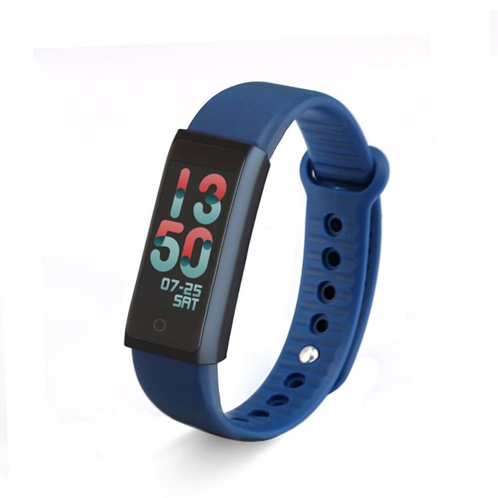 Forca F600 Smart Band krvni tlak monitor otkucaja srca ručni sat - Pametna elektronika - Foto 4