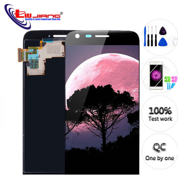 Original Display For LG G5 H850 H840 H860 LCD Screen Display Replacment G5 Touch Screen Digitizer Assembly original 5 5 screen for lg g3 d850 d855 lcd display touch screen digitizer assembly replacement repair parts for lg g3 lcd