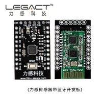 Thin Film Pressure Sensor Development Board, Bluetooth Link, Mobile Link Pressure Digital Display Compatible with FSR