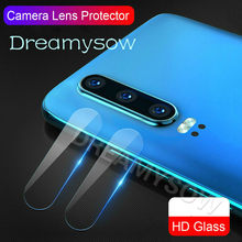 Full Cover Lens Protector For Huawei Mate 30 Lite Honor 20 Lite 10i 20i 20 Pro 8X Max 8C Nova 5 Back Camera Lens Tempered Glass(China)