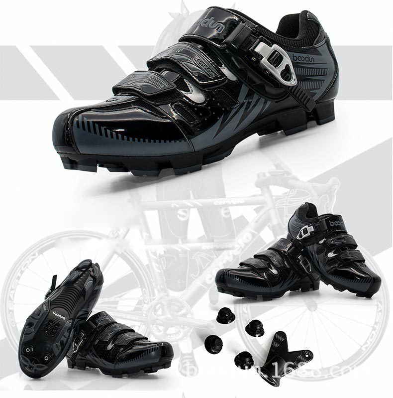 16 bestgia New-Mens-Road-Bicycle-Shoes-MTB-Riding-Cycling-Mountain-Bike-Shoes-EUR39-46-Non-slip-Auto (2)