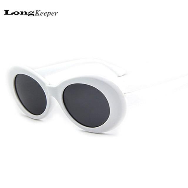 2017 caliente NIRVANA Kurt Cobain gafas de sol mujer hombre moda gafas de  sol masculinas vidrios 8874d648e0