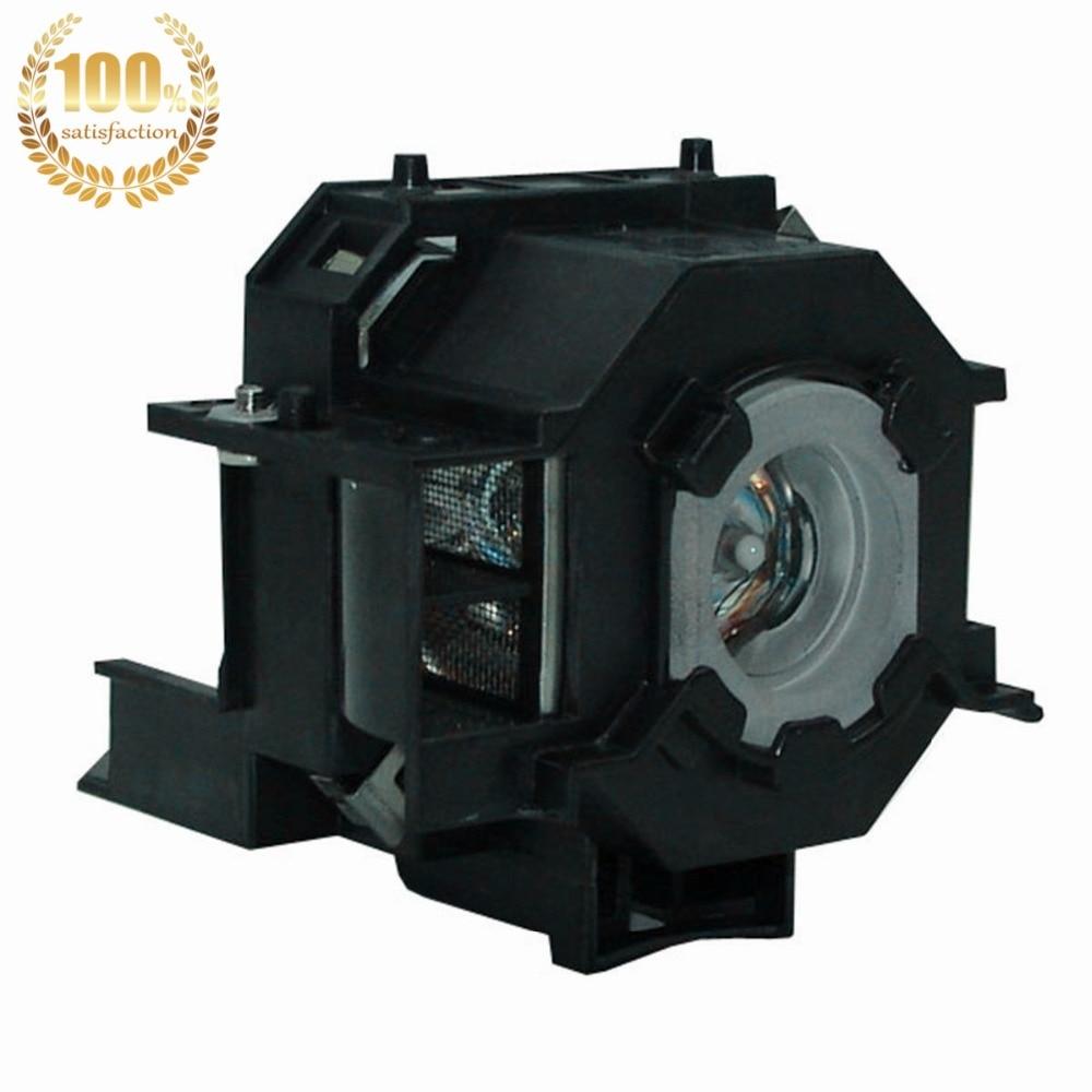 WoProlight ELPLP42 / V13H010L42 փոխարինող լամպ - Տնային աուդիո և վիդեո - Լուսանկար 3