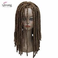 Twist Hair Crotchet Braids Wigs Synthetic Dreadlocks Braids Hair Wig