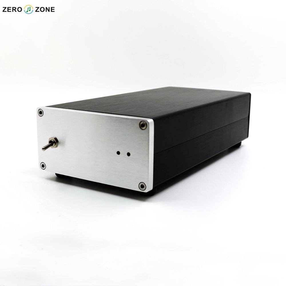 GZLOZONE LPS-50-V2R 50W HIFI LPS DC Linear Power Supply 2 way Output PSU For Amplifier / DAC zerozone dc9v 3a hifi linear power supply for amp dac external psu lps
