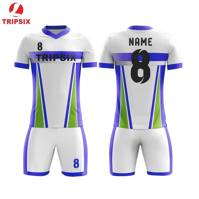 Top Quality Free Shipping Cheap Team Jerseys Wholesale Football Shirts Customized Children Football Jerseys Men Soccer Jersey