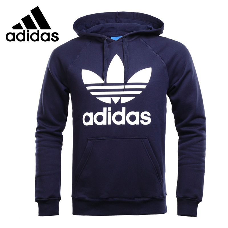 original new arrival 2017 adidas originals men 39 s pullover. Black Bedroom Furniture Sets. Home Design Ideas
