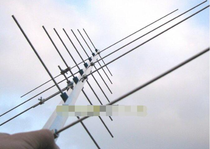 gain two yagi repeater 6