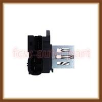 fast shipping Blower Resistor for Citroen C2, C3, C4, C5, DS3, for Peugeot 1007, 207, 208, 301, 2008, 407, 508 1267J6 1267J4