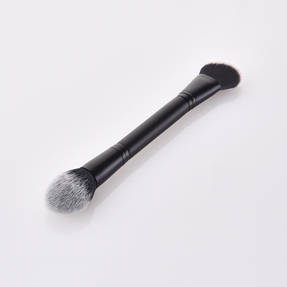 BBL 1Pcs Angled Double Ended Pro Contouring Sculpting Brush Multi-purpose Blender Powder Blush Makeup Brushes Cosmetic Tools 12