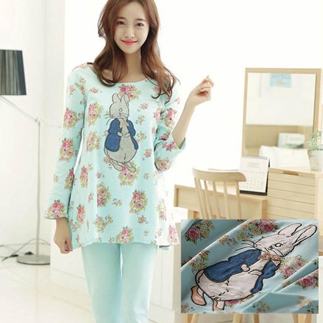 Pajamas Pigiama Donna Pyjama Femme Pijama Feminino Primark Pajamas Sleepwear  Pijamas Mujer Night Suit Sleepwear Pyjamas e75f7da46