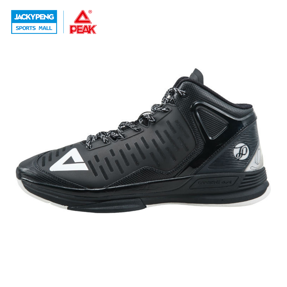 PEAK SPORT Tony Parker TP9 II Men Basketball Shoes Professional Player Boots Gradient Dual FOOTHOLD Tech Sneaker Size EUR 40-50 original li ning men professional basketball shoes