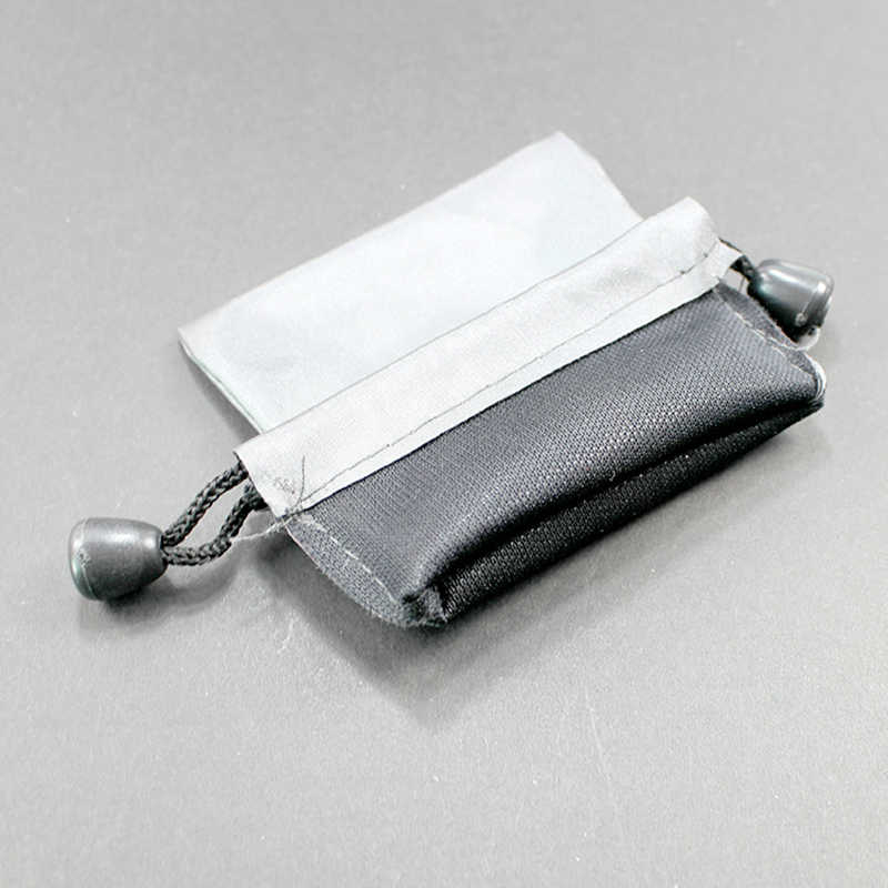Flannel Earphone Bag Waterproof Headset Storage Bags Portable Carrying Case For iphone Headphones Accessories Mini Pouch