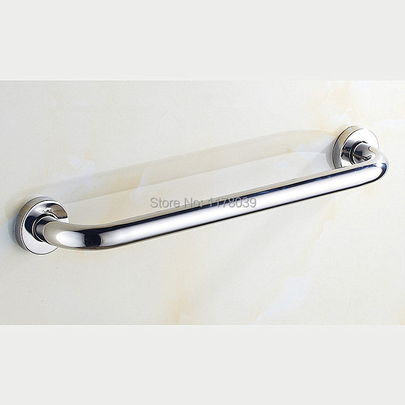 Bathroom Old Person And Disabled Armrest 304 Stainless Steel Handrails Bathtub Safety Grab Bars