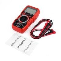LCD Digital Multimeter 1999 counts AC/DC Ammeter Voltmeter Ohm Portable Meter voltage meter