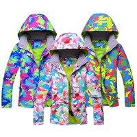 Men Snow jacket outdoor sports skiing suit coats snowboarding jackets waterproof windproof thicker winter garment Duis Migne