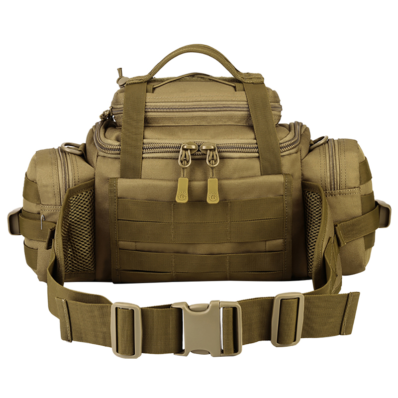 Outdoor Molle Military Waist Bags Waterproof SLR Cameras Waist Bags Fanny Pack Tactics Large VF0135 Shouder Messenger Bags 2018 outdoor molle military waist bags waterproof slr cameras waist bags fanny pack belt bag tactics large shouder messenger bags new