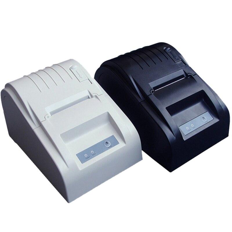 ZJ-5890T 2 '' 58mm usb-poort thermische bonnenprinter 5890T mini - Office-elektronica