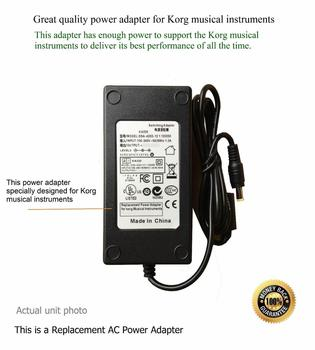 AC Adapter - Power Supply for Korg HT-70 Hybrid Piano Piano Sound Module HT70