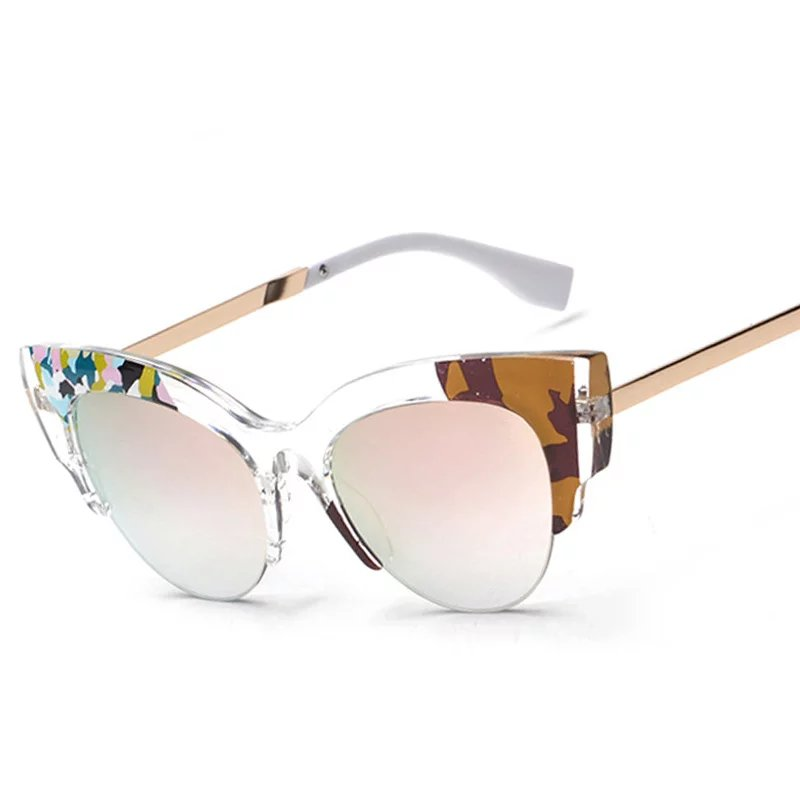 f9b0ef9c22874 Classic Women Sunglasses Brand Designer Fashion Men Double ...