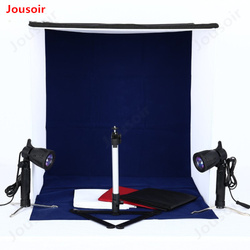 60x60cm Photo Studio Shooting Tent Light Square Soft box with Backdrops Photography Accessories CD15