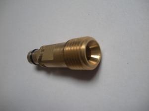 Image 5 - Manguera de arandela de coche, 15M, compatible con conector Karcher K5, 400Bar, 5800PSI, M22 x 1,5x14mm, manguera de arandela de alta presión