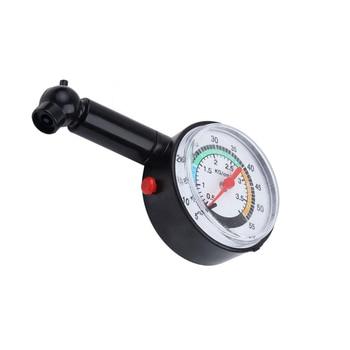2019 Car Tyre Tire Pressure Gauge For Car Auto Motorcycle Truck Bike Dial Meter Vehicle Tester Pressure Tyre Measurement Tool