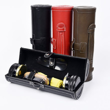 Professional Shoe Care Kit 8Pcs/Set Leather Care Tool Case Set Leather Shoes Neutral Polishing Tool For Leather Shoes