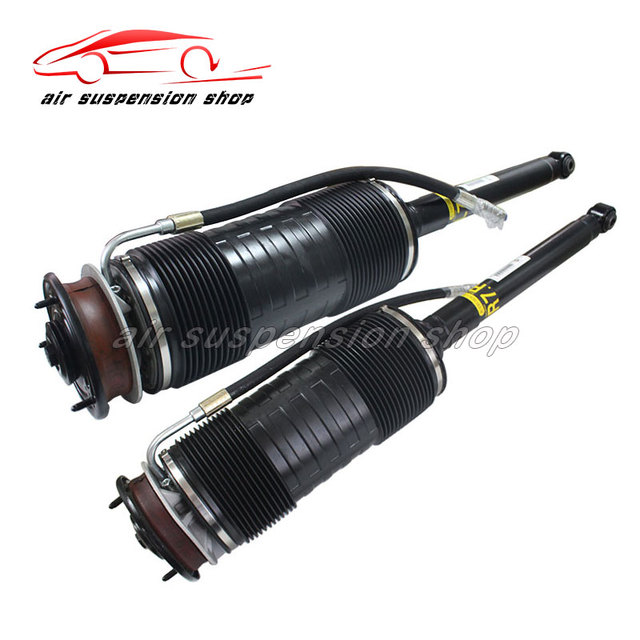 Free Shipping Pair Rear Active Body Control ABC Strut Shock for Mercedes-Benz W221 CL & S-Class  2213206413 2213206313
