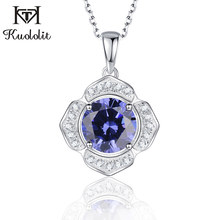 Kuololit พลอย Tanzanite 925(China)
