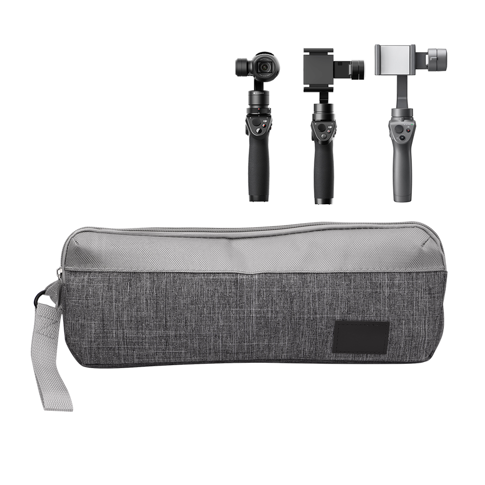 Storage Bag case for Zhiyun Smooth Q Smooth 4 for DJI OSMO Mobile 2 xiaomi Mijia 3-Axis Handheld Stabilizer Gimbal Accessories 5