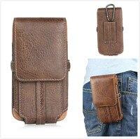 Fabrika fiyat, taş desen pu deri bel çantası klip kemer çantası blackview bv7000 pro için kapak case/bv5000 4g/p2/e7 E7s