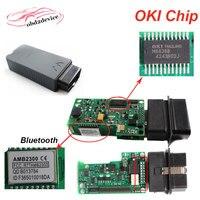 High Quality VAS 5054A Full OKI Chip ODIS V3 0 3 Bluetooth Diagnostic Tool VAS5054A 5054
