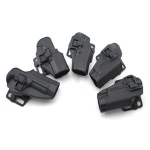 Image 1 - Pistolera táctica Airsoft CQC pistolera para G17/1911/M9/P226/USP Correa Loop paleta de la cintura caza al aire libre