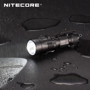 Image 5 - מפעל מחיר Nitecore MH20GT בגודל כף יד נייד זרקור LED USB נטענת 18650 פנס 1000 Lumens