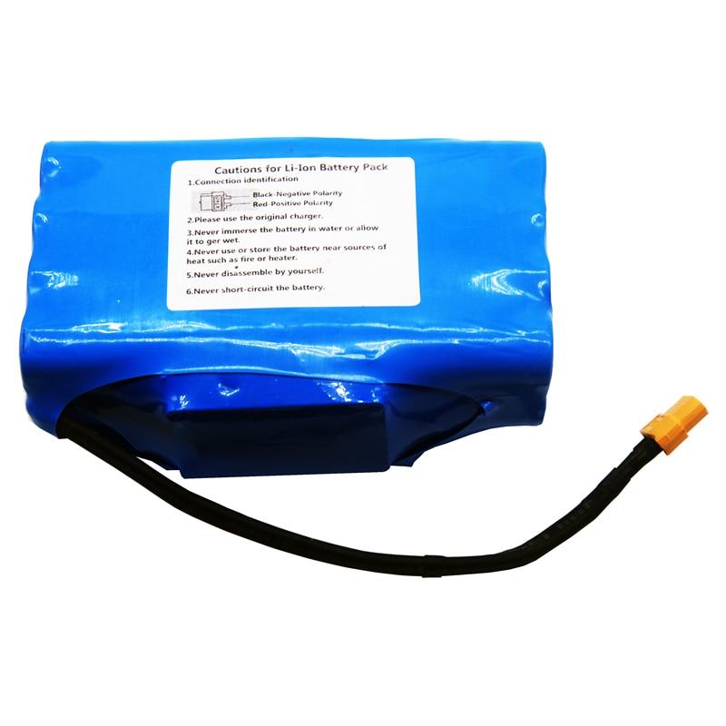 Liitokala 36 V 4.4 Ah batería de Litio para patinetes y scooters eléctricos
