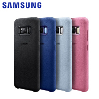 100 Original Samsung Galaxy S8 S8 Plus S8 Case G9550 9500 Anti Fall Leather ALCANTARA Cover