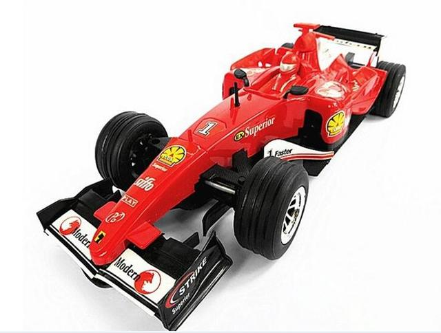 In Stock  On Sale New Amazing  1:18 F1 Super Remote Controll Car Rc Car Kids Toys  Radio Racing Car