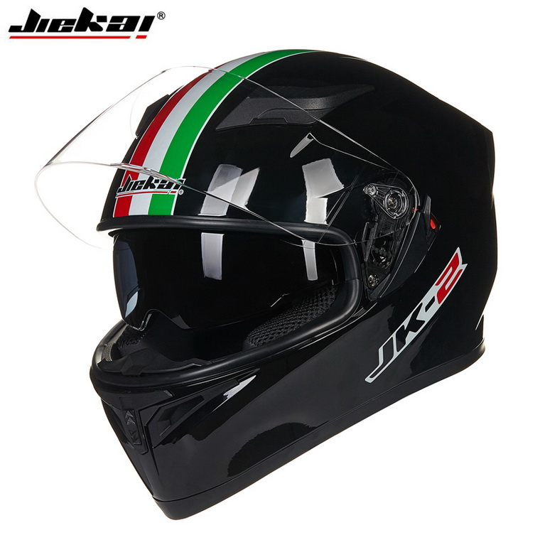 2016 зимний Мотокросс двойной линзы мотоциклетный шлем JIEKAI JK с 316 анфас мотоциклетных шлемов изготовлены из АБС имеют 9 видов цветов
