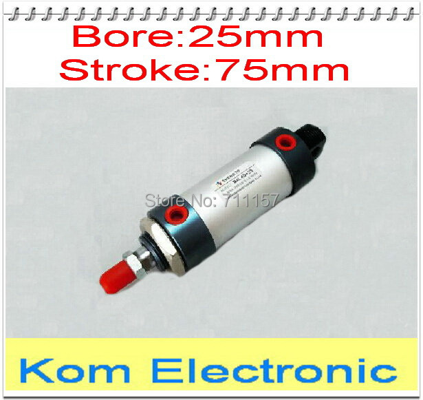 New 1pc MAL 32mm x 50mm Single Rod Double Acting Mini Pneumatic Air Cylinder