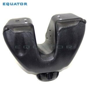 Image 3 - خزان غاز مع غطاء للدراجة النارية ، قطع غيار الدراجات النارية ، متوافق مع دراجات الطرق الوعرة CRF 70 CRF70 TK02