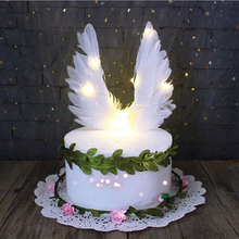 Big Wings Wedding Cake Topper For Wedding Baby Shower Kids C