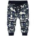 Camuflagem Bezerro-comprimento calças calças Sweatpant L-6XL 7XL 8XL FIT 30-46 48 50 52 54 Polegada Cintura