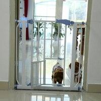 Pet Собаки Кошки двери ворота забор, изгородь домашних животных комната мебель с рисунком собачки и котика Isolater Keeper безопасности домашних жи