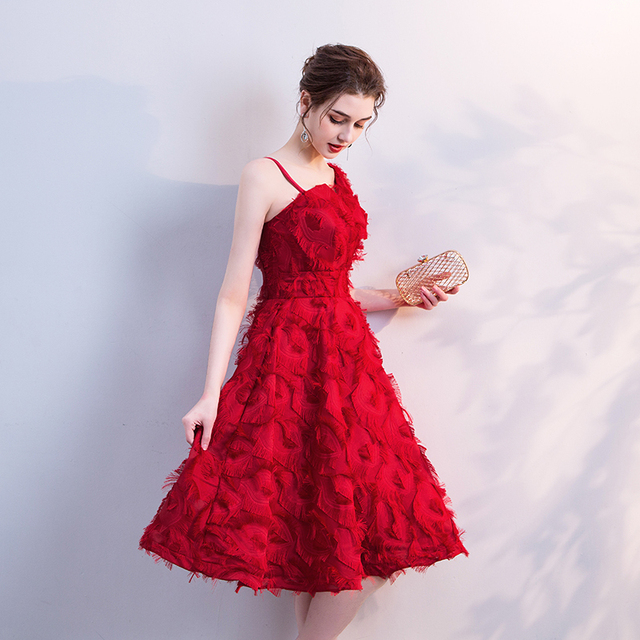 Lamya One Shouler Short Prom Dresses 2019 Customized Simple A Line Evening Party Dress Women Elegant Special Occasion Gowns 2