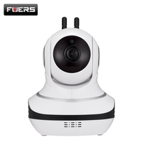 Fuers 1080p Wifi Ip Camera Home Security Surveillance Camera With Cloud Storage Night Vision Baby Monitor