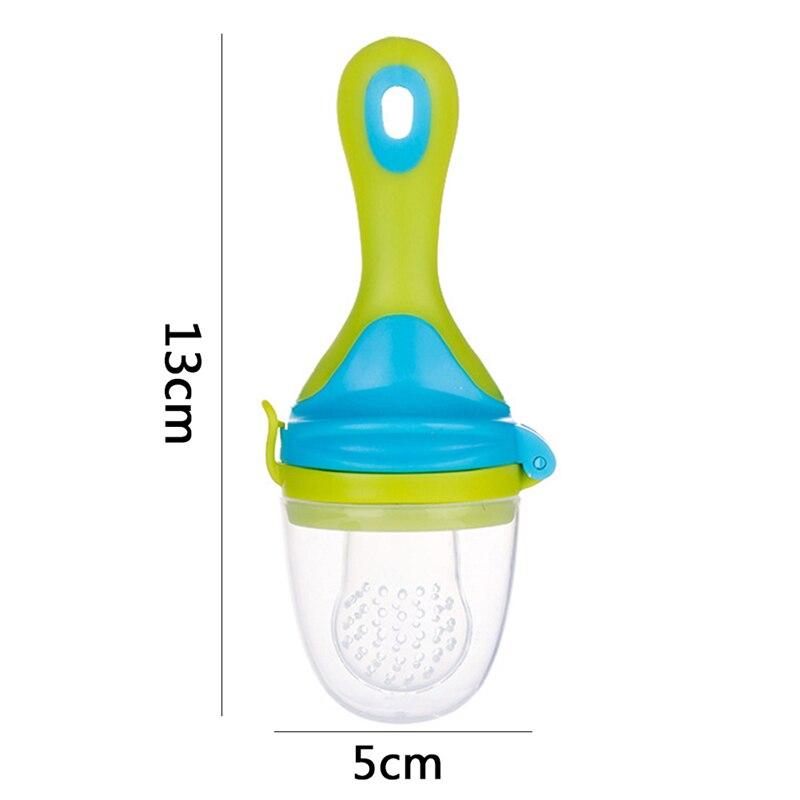 Baby Pacifier Fresh Fruit Vegetable Feeder Infants Nipples Safe Baby Feeding Supplies Pacifier Bottles