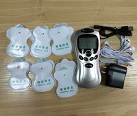 New Arrival Shock Therapy Tens Digital Therapy Machine Full Body Massager Pain Relief Fitness Electro Kit