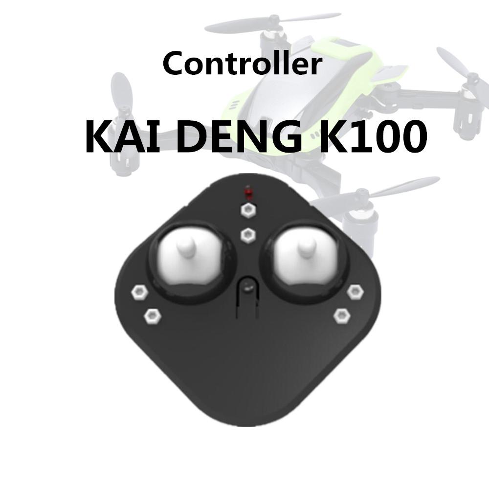 2017 KAI DENG K100 Controller RC Drone 2.4G 4CH Quadricopter 6Axis Quadrocopter Remote Control spare parts Accessories Aircraft original kai deng pantonma k80 brushed ccw motor